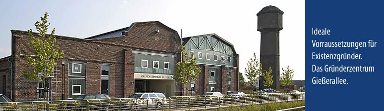 Stahlwerk Becker in Willich